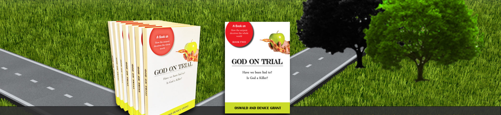 god on trial God's character, as revealed by the evidence displayed in the experience of job,  is on trial to see if his love and power can really change man from evil and.